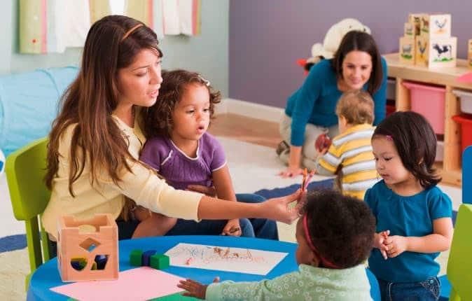 educación preescolar en línea