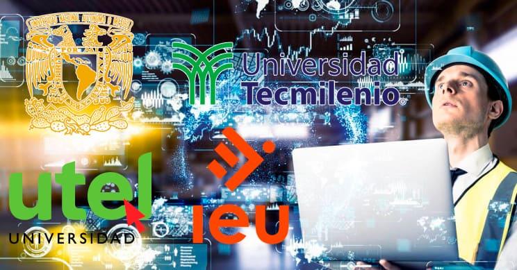 Universidades que ofrecen ingenieria industrial