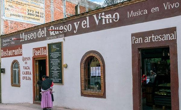 Museo del Queso y vino